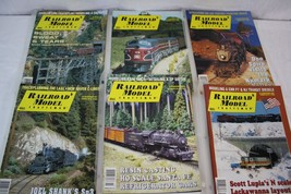 Railroad Model Craftsman Magazines 2001 January - December - $21.37