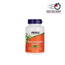 Now Foods  Saw Palmetto Extract  With Pumpkin Seed Oil and Zinc  160 mg ... - $29.99