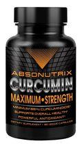 Absonutrix Curcumin Maximum Strength 120 veggie... - $18.99