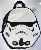STAR WARS Stormtrooper Mini Backpack NEW Kohls Exclusive Kids Disney - $7.98
