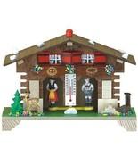 Trenkle German Black Forest weather house TU 807 - $50.39