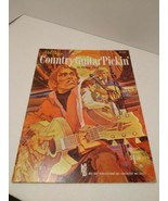 Mel Bay's Country Guitar Pickin' By Tommy Flint 1972 - $12.86