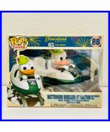 Funko POP! Rides: Disneyland 65th Anniversary - Donald Duck with Matterh... - $33.94