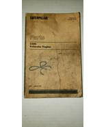 CAT Caterpillar 3306 Vehicle Vehicular Engine Parts Manual Book S/N 3N1-... - $12.65