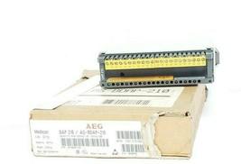 NIB AEG MODICON DAP 210 / AS-BDAP-210 DISCRETE OUTPUT MODULE ASBDAP210