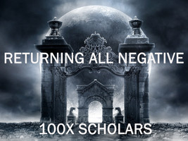 100X 7 Scholars Returning All Negative To Sender Ricochet Extreme Master Magick - $137.77
