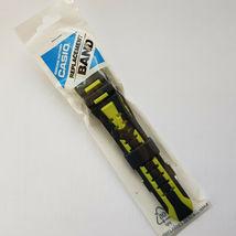 Genuine Factory Watch Band Black Green Strap Casio G Shock G-7710C-3 - $45.60