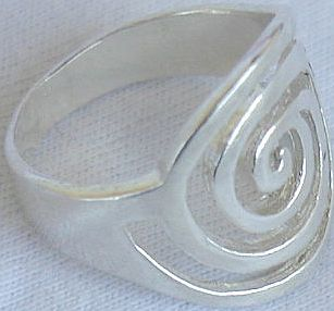 Greek shape ring a 1