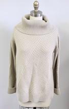 Ann Taylor M Alpaca Blend Wool Sweater, Women's Nwt $98 Beige - $49.00