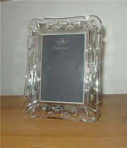 Primary image for PartyLite Signature Crystal Frame  Party Lite