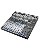 SHS Audio SM-12USB 12 Channel Mixer with Effect... - $319.95