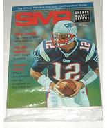 Sealed SMR TOM BRADY New England Patriots Official PSA DNA Price Guide M... - $12.23