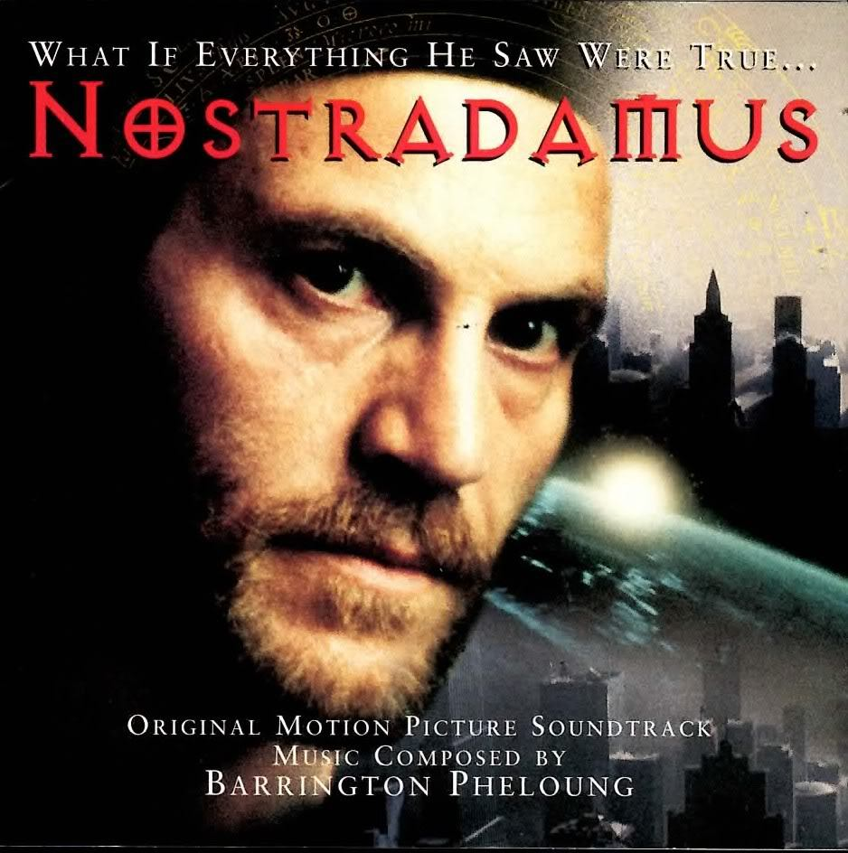 NOSTRADAMUS SOUNDTRACK BARRINGTON PHELOUNG CD  RARE