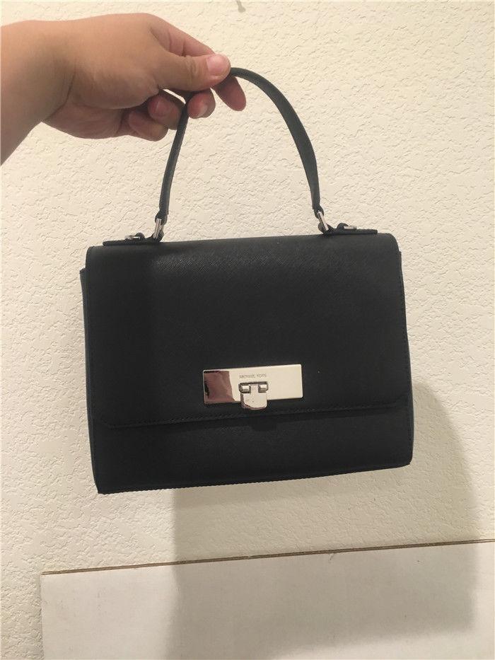 Michael Kors Women's Callie Black Sm and 50 similar items