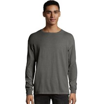 Hanes Men's ComfortWash Garment Dyed Long Sleeve T-Shirt - 12 COLORS - S... - $16.14