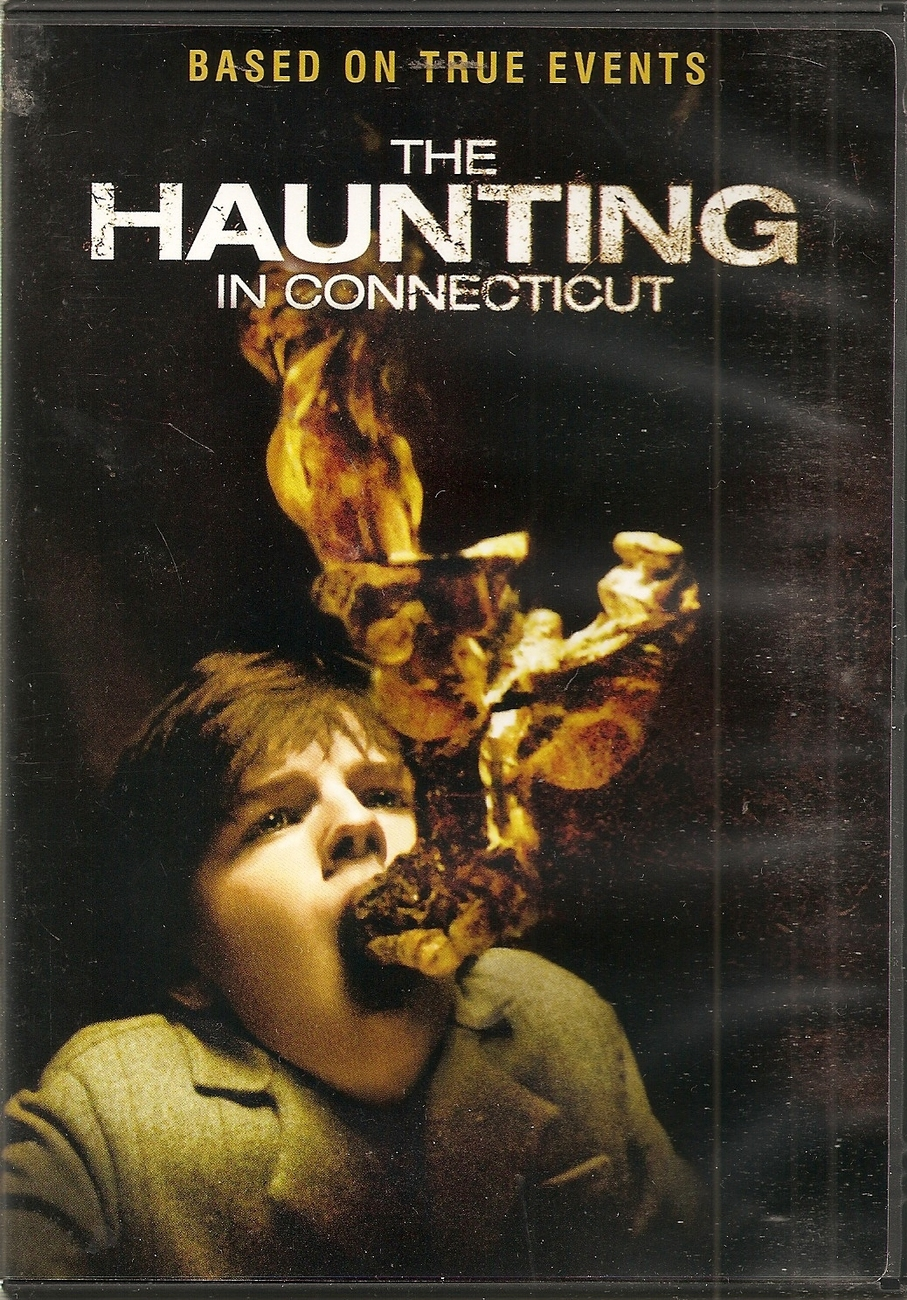 DVD-- The Haunting In Connecticut (single-disc Edition)
