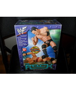 "1999 WWE The Rock Snap Together Model Kit 10 "" Figure In The - $49.99"