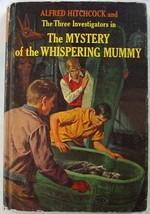Three Investigators Mystery of the Whispering Mummy 3rd Print hc Robert ... - $12.00