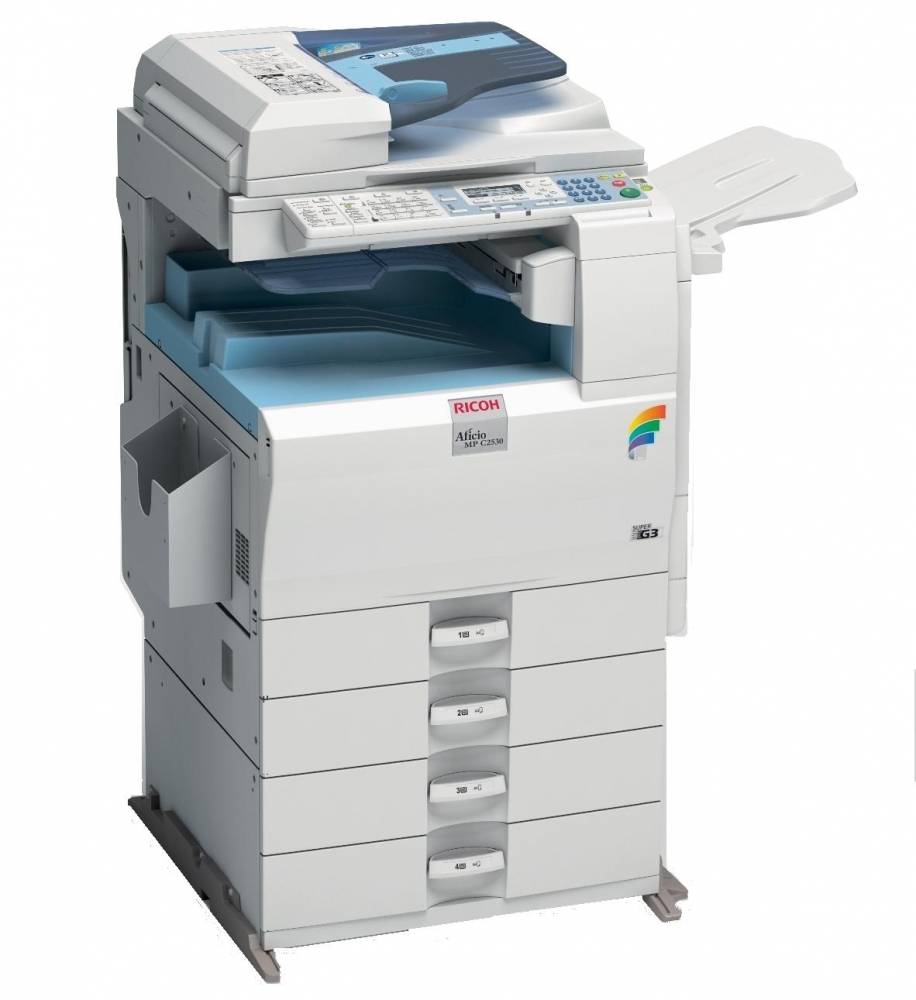 Ricoh MP C5000 Color Laser Multifunction Printer - $1,600.50
