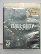 Call of Duty: Black Ops (Sony PlayStation 3, 2010) - $9.88