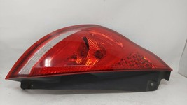 2011-2013 Ford Fiesta Driver Left Side Tail Light Taillight Oem 67711 - $83.42
