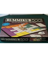Rummikub 500 by Pressman 1992 Complete VGC - $13.00
