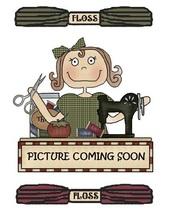 FULL FLOSS BUNDLE (18 skeins total) Farmhouse Christmas series Little Ho... - $36.00