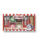 Ice Cream Parlor Set by Melissa & Doug - $30.00