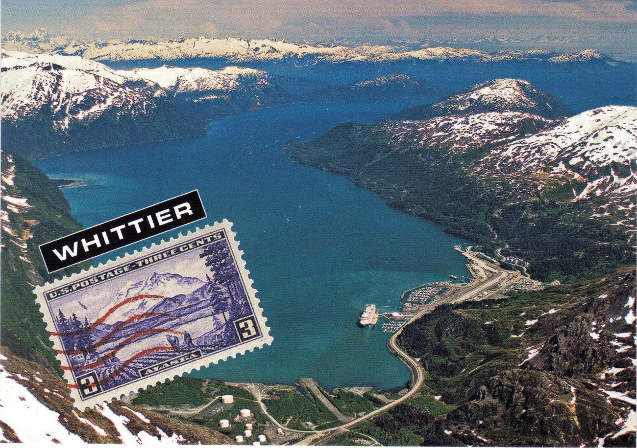 Whittier alaska webcam