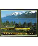 ALASKA RAILROAD Postcard, New - $1.95