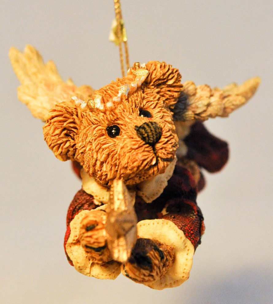 Boyds Bears & Friends: Charity ... The Angel Bear With Star - 02502 image 3