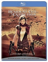 Resident Evil: Extinction (Blu-ray Disc, 2008)
