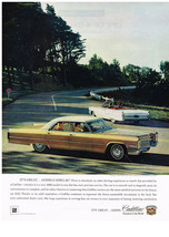 Vintage 1966 Magazine Ad Cadillac Represents the Finest Automobile Investment - $5.93