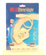 USB 2.0 Ethernet Adapter - $29.95