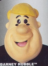 BARNEY RUBBLE LATEX MASK - $45.00