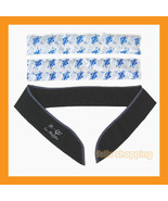Ice Bandana 2 Cooling Packs Neck Wrap Muffler S... - $8.00
