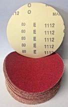"""Carborundum 1907 5"""" Sanding Discs 80 Grit 50 Pack - $5.94"""