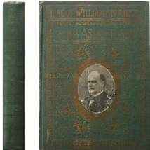 1901 Life and Assassination of President William McKinley IL - $8.00