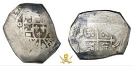 "MEXICO 8 REALES 1714 ""1715 FLEET SHIPWRECK"" PIRATE GOLD COINS TREASURE W... - $1,950.00"