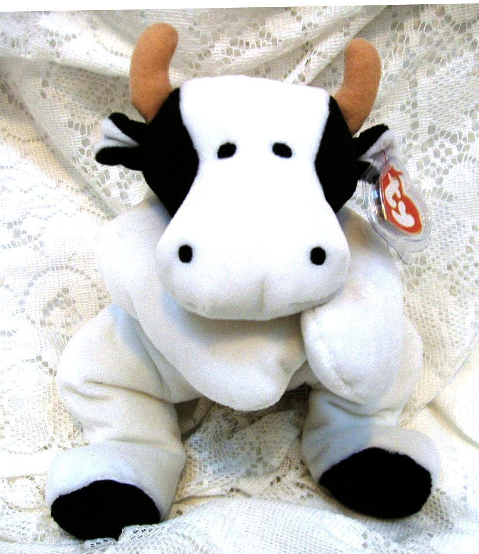 Pillow pals for bonanzle 037 moo cow