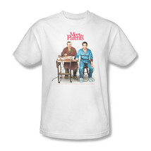 Meet the Parents T-shirt movie poster Fokers 100% cotton white tee UNI427 image 2