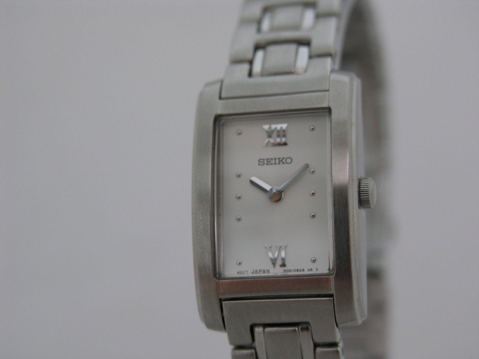 Seiko, women watch, stainless steel, SUJE59, analog,
