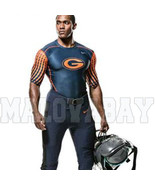 Nike Pro Combat Shirt Compression Mens Large Dri-Fit Fitted - $23.03
