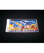 Rear Window Sticker Kyle Petty # 44 - $1.75