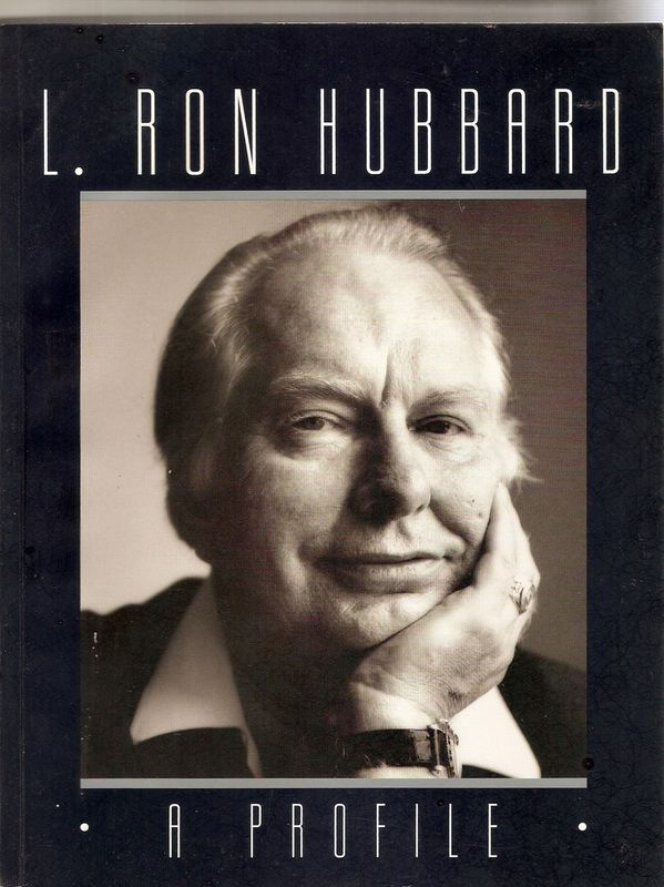 L. RON HUBBARD A PROFILE Issac Hayes Estate