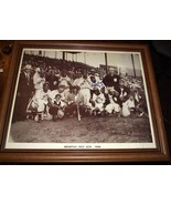MEMPHIS RED SOX 1949 TEAM  PHOTO  FRAMED - $99.00