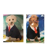 Halloween Business Suit costume for Dog - S - XXXL - Dress up your pet - $26.91+