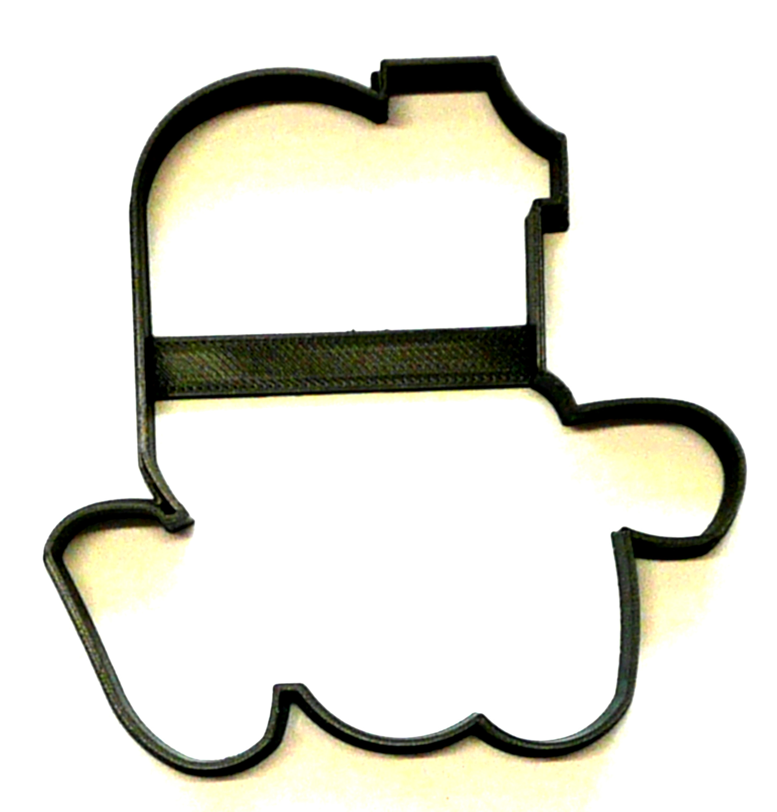 Primary image for Number Ten 10 Outline Fancy Word Birthday Anniversary Cookie Cutter USA PR3010