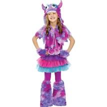 Fun World Polkadot Monster Costume, Multicolor, Medium 8-10 - $22.70