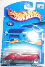 "2000 Hot Wheels ""Phantastique"" Collector #245 Mint Car on Sealed Card - $3.00"